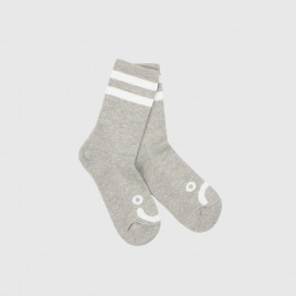 Носки Polar Happy Sad Socks Heather Grey