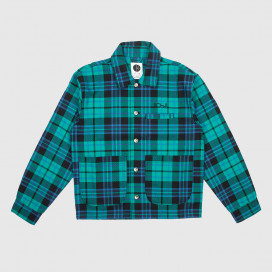 Куртка Polar Plaid Work Jacket Peppermint