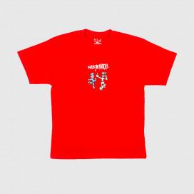 Футболка Polar FTP Tee Red
