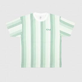 Футболка Polar Multi-Colour Tee White/Green
