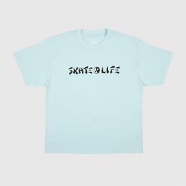 Футболка Polar Skatelife Tee Aquamarine
