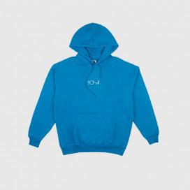 Толстовка с капюшоном Polar Default Hoodie Mykonos Blue