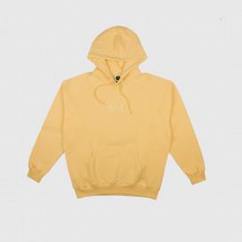 Толстовка с капюшоном Polar Default Hoodie Light Yellow