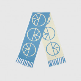 Шарф Polar Stroke Logo Scarf Pool Blue
