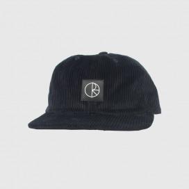 Кепка Polar Corduroy Cap Black