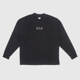 Лонгслив Polar Default Longsleeve Black