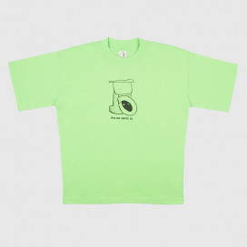Футболка Polar Toilet Surf Tee Summer Green