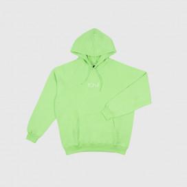 Толстовка с капюшоном Polar Default Hoodie Summer Green