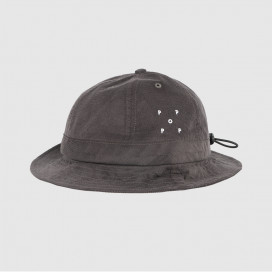 Панамка Pop Trading Company Bell Hat Anthracite