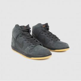 Кроссовки Nike SB Dunk High Pro DK Smoke Grey/Black