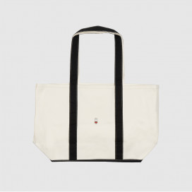Сумка Pop Trading Company Miffy Beach Bag Offwhite/Black