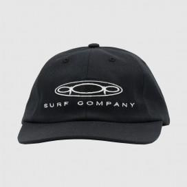Кепка Pop Trading Company Surf co 6panel Hat Black