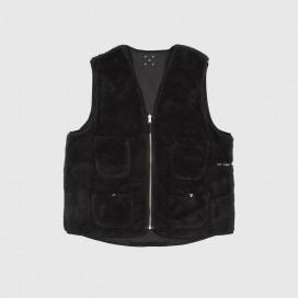 Жилетка Pop Trading Company Harold Reversible Vest Anthracite