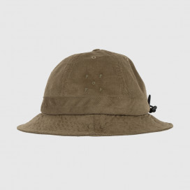 Панамка Pop Trading Company Bell Hat Olive Minicord