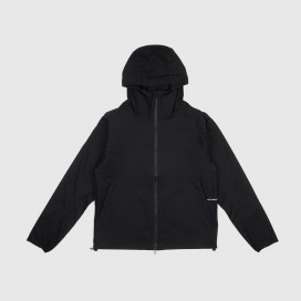 Куртка Pop Trading Company Simple Hooded Jacket Black