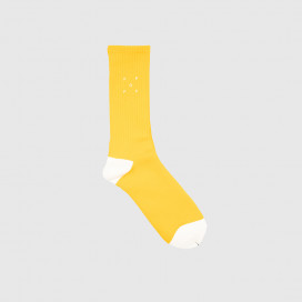 Носки Pop Trading Company Sportswear Socks Yellow