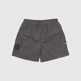 Шорты Pop Trading Company Painter Shorts Charcoal