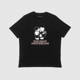 Футболка Pop Trading Company Amsterdam Black