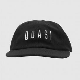 Кепка Quasi PE 6P Hat Black