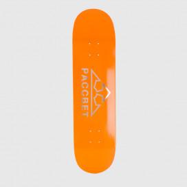Доска РАССВЕТ Skateboard Print Orange
