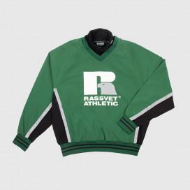 Толстовка РАССВЕТ Mens Roll-neck Sweatshirt Green
