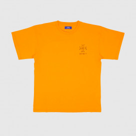 Футболка РАССВЕТ Mens Small Logo Orange