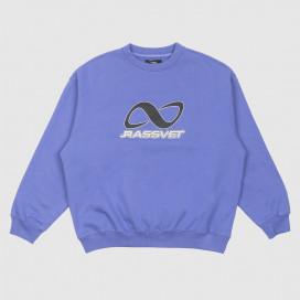 Толстовка РАССВЕТ Men's Printed Sweatshirt Blue