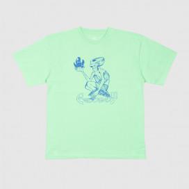 Футболка РАССВЕТ Men's Printes Short T-Shirt Mint Green
