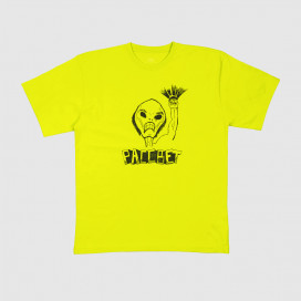 Футболка РАССВЕТ Men's Printed Short Sleeves T-Shirt Bright Yellow