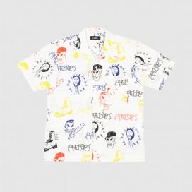 Рубашка РАССВЕТ Men's Printed Poplin Short Sleeves Hardcore Print