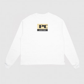 Лонгслив РАССВЕТ Men's Longsleeve T-shirt White