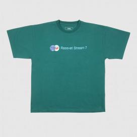 Футболка РАССВЕТ T-Shirt Dark Green