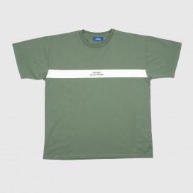 Футболка РАССВЕТ Men's Logo Stripe T-Shirt Teal