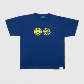 Футболка РАССВЕТ Men's Print Logo T-Shirt Navy