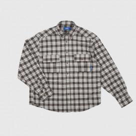 Рубашка РАССВЕТ Men's Flannel Shirt Grey