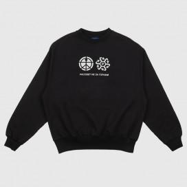 Толстовка РАССВЕТ Men's Logo Sweatshirt Black