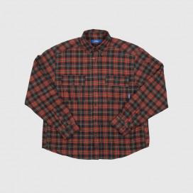 Рубашка РАССВЕТ Men's Flannel Shirt Red