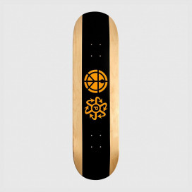 Дека РАССВЕТ Rassvet Skateboard Black