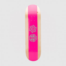 Дека РАССВЕТ Rassvet Skateboard Pink