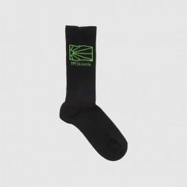 Носки РАССВЕТ Men's Cotton Socks Knit Black