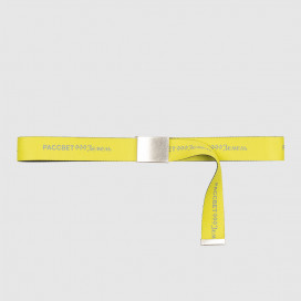 Ремень РАССВЕТ Men's Poly Webbing Belt Woven Yellow