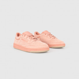 Кроссовки Reebok Club C 85 Stellar Pink/Light Sand