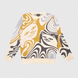 Свитер RIPNDIP Hypnotic Knitted Sweater Multi