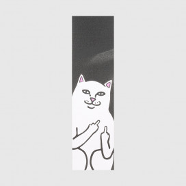 Наждак RIPNDIP Lord Nermal Grip Tape Black