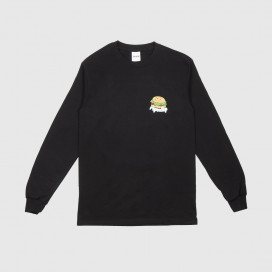 Лонгслив RIPNDIP Fat Hungry Baby Long Sleeve Black