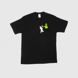 Футболка RIPNDIP Hung Up Pocket Tee Black