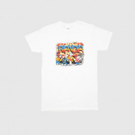 Футболка RIPNDIP Looney Gang Tee White