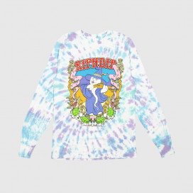Лонгслив RIPNDIP Wizard Long Sleeve Tie Dye