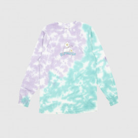 Лонгслив RIPNDIP Magical Place Long Sleeve Tie Dye