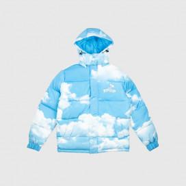 Куртка RIPNDIP Heaven And Hell Puffer Jacket Blue